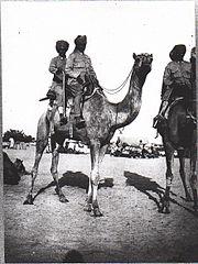 Bikaner Camel Corps, El Arish 1918 (IWM Q50888)