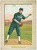 Bill Burns, Chicago White Sox, Cincinnati Reds, baseball card portrait LCCN2007685667.jpg
