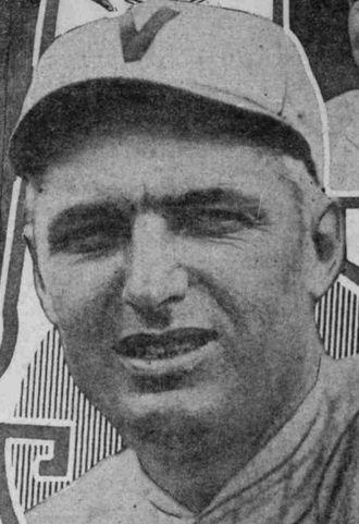 Bill James (pitcher, born 1887) - Image: Bill James Vernon Tigers