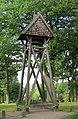 Billesholms kyrka, klockstapeln.jpg