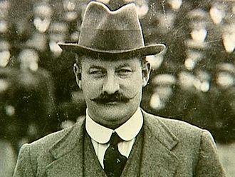 Billy Bassett - Bassett as chairman of West Bromwich Albion