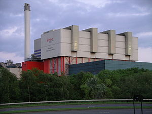 Tyseley Energy from Waste Plant - The Birmingham Energy Recovery facility