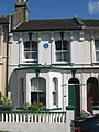 "Birth Place of Archibald Stansfeld Belaney ""Grey Owl"", 32 St James's Road, Hastings - geograph.org.uk - 1329793.jpg"