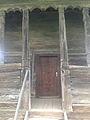 Biserica Sf. Nicolae - detaliu pridvor.JPG