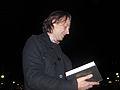 Björn Kjellman reading Harry Potter 7-15 edit.jpg