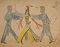 Black Cavalry Officers and Indian MET page158detail1.jpg
