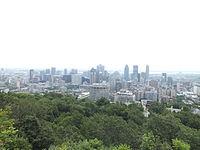 Blick vom Mont Royal (Montreal).JPG