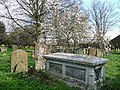 Bloxham, St Mary's church, the churchyard - geograph.org.uk - 801242.jpg