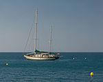 Boat Calahonda Andalusia summer 2012 Spain.jpg