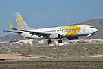 Boeing 737-8Q8(w) 'OY-PSA' Primera (24683100522).jpg