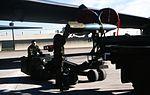 Boeing B-52H 60-0029 5BW Minot AFB loading 21Sep95 (RJF) (21579700196).jpg