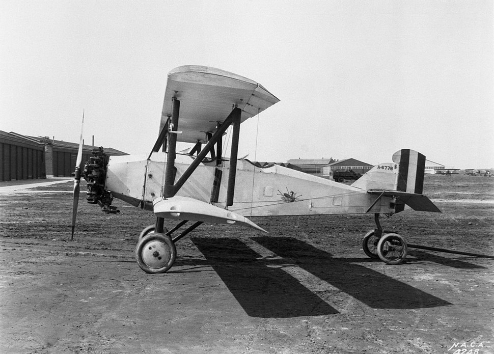 Boeing NB-2 at Langley 1930
