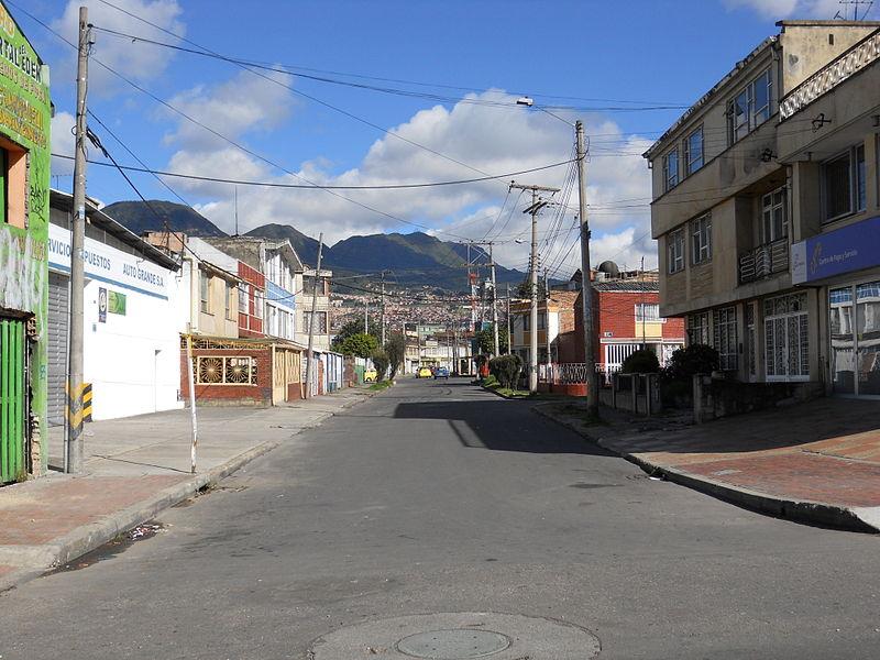 File bogot caracas con diag 14 sur jpg wikimedia commons for Barrio ciudad jardin norte bogota
