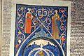 Bologna, gregorio IX, decretales con commento di bernardo da parma, e testi di innocenzo IV e gregorio X, 1290 ca., 05.jpg