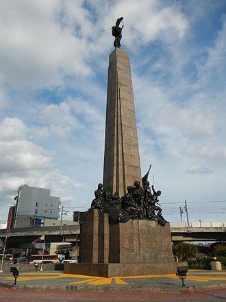 Bonifacio Monument - Image: Bonifacio Monumentjf 9933 13