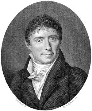 Bonifacio Asioli - Italian composer, harpsichordist and musicologist Bonifazio Asioli (1769-1832).