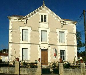 Boresse-et-Martron - Town hall