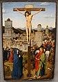 Bottega di jan van eyck, crocifissione, 01.JPG
