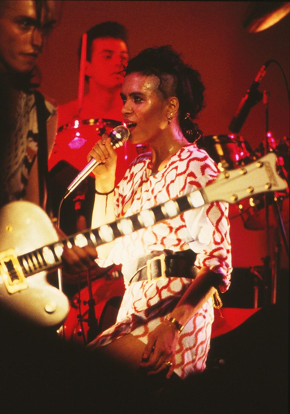 Bow Wow Wow 1982 Berlin