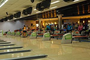 Barra Bowling Center - Image: Bowling Rio 2007