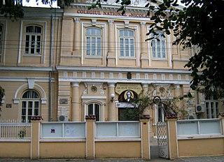 Nicolae Bălcescu National College
