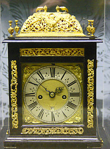 Bracket Clock Wikipedia