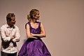 Brady Corbet and Sarah Paulson (6139460530).jpg
