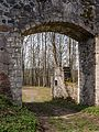 Bramberg Ruine Eingang innen P4RM2219.jpg