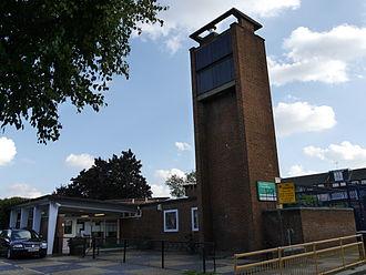 Ernő Goldfinger - Brandlehow School, Putney, London