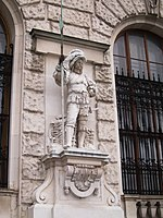 Brave soldier with Hungarian moustache (14273213296).jpg