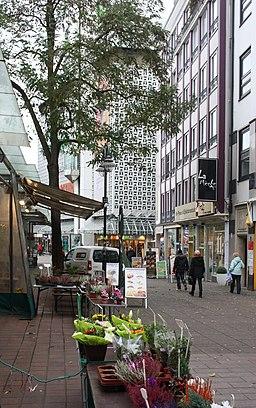 Papenstraße in Bremen