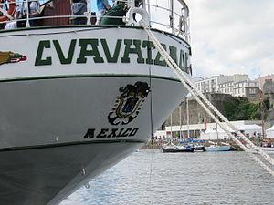 Brest2012 Cuauhtemoc (5).JPG