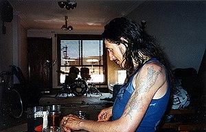 Brett Ford - Image: Brett Ford, 2001