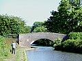 Bridge No 45, Coventry Canal near Atherstone, Warwickshire - geograph.org.uk - 1149503.jpg