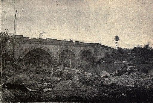 Bridge of San Juan del Monte, 1899