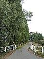 Bridge over Carrant Brook - geograph.org.uk - 61590.jpg