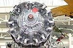 Bristol Hercules XVII Aircraft engine - front.jpg