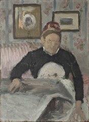 Brita Maria (Mussa) Banck (1830-1906), husföreståndarinna