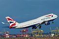 British Airways, Boeing 747-400, G-BNLR (16474334961).jpg