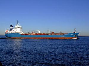 Bro Anton, Port of Rotterdam, Holland, 06JAN2009 pic4.JPG