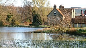 Brompton, Scarborough - Image: Brompton Ponds