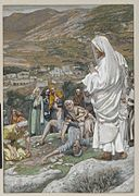 Brooklyn Museum - Le possédé au pied du Thabor (The Possessed Boy at the Foot of Mount Tabor) - James Tissot.jpg