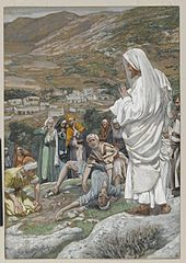 The Possessed Boy at the Foot of Mount Tabor