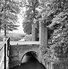 foto van Het Huys ten Donck: toegangsbrug