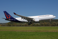 OO-SFY - A332 - MyCargo Airlines