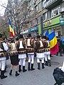 Bucharest, Romania. Rumanian folk. Dance from Bukovina.jpg