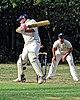 Buckhurst Hill CC v Dodgers CC at Buckhurst Hill, Essex, England 11.jpg