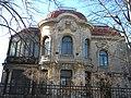 Bucuresti, Romania, Str. Henri Coanda (casa Macca - Institutul de Arheologie Vasile Parvan) B-II-m-B-18440 (2).JPG