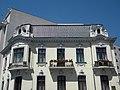 Bucuresti, Romania. Casa pe Str. Georges Clemenceau (Fundatia Familiei Elias) (Detaliu).jpg