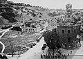Budapest I., Tabán, Rác fürdő és a Szent Demeter szerb templom. Fortepan 52052.jpg